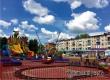 На площади Аткарска раскинется грандиозный Городок аттракционов