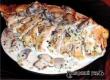 Рецепт от «Уезда»: нежные куриные грудки с картофелем в сметане