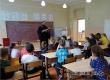 Отец Дионисий провел в школе Елизаветино День православной книги