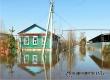 В городе Аткарске остаются подтопленными 14 жилых домов