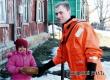 Спасатели по заявкам доставляют жителям Аткарска воду и хлеб