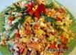 Рецепт от «Аткарского уезда»: вкусный пестренький салат