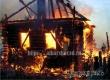 На пепелище сгоревшего в Синельниково дома обнаружено тело старушки