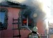 Утром в Аткарске пожарные потушили возгорание дома на Пролетарке
