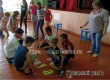 Детям в Кочетовке подарили смайлики и игру в «Солнечный круг»