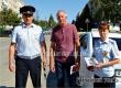 Начальник ОГИБДД принял участие в акции «Автокресло – самым дорогим!»