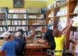 В сельской библиотеке дети отправились в страну Читалию