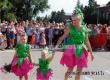В дефиле костюмов роз участвовали 100 человек и 1,8-летняя малышка