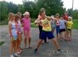 В селе Кочетовка провели для детей дружественную эстафету