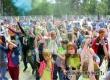 В Аткарск вернулся Фестиваль красок: яркий репортаж от «Уезда»