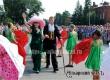 Фестиваль роз в Аткарске. Церемония открытия в репортаже «АУ»