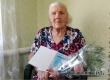 В Аткарске поздравили с юбилеем долгожительницу Валентину Герасимову