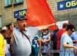 В протестном митинге КПРФ в Аткарске поучаствовали 260 горожан