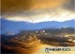Из фото разных лет создали яркую аэро-акварель «Аткарское небо»