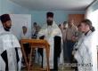 В Доме-интернате для престарелых освятили молитвенную комнату