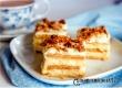 Рецепт дня от «Уезда»: десерт из печенья с творогом и сметаной