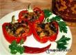 Перец с грибами, сыром и курицей: рецепт дня от «Аткарского уезда»