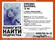 В Саратовской области пропала 12-летняя Екатерина Пляскина