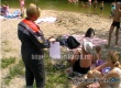 Спасатели объяснили аткарчанам правила поведения на пляжах
