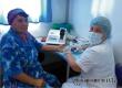 Жителей Большой Екатериновки осмотрели врачи «Поезда Здоровья»