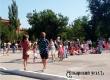 На площади Звезд репетируют открытие фестиваля «Аткарские розы»