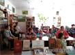 Школьники рассуждали в библиотеке о смысле слова «Родина»