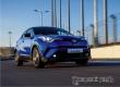 В РФ приходит долгожданная новинка от Toyota. Цены купе-кроссовера