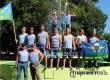 Расплескалась синева: в парке Аткарска празднуют День ВДВ