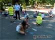 Для аткарских детей организовали прогулку в Страну дорожных знаков