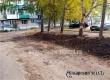 Со двора на улице Пушкина убрали кучу земли после ремонта