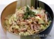 Салат с ветчиной, сладким перцем и яйцом – рецепт дня от «Уезда»