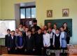 Отец Дионисий рассказал аткарским школьникам о празднике Покрова