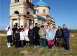 Аткарчане и саратовцы провели уборку в храме села Сосновка