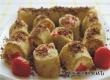 Рецепт дня от «АУ»: сладкие творожные роллы с начинкой из фруктов
