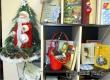 Библиотекари представили очарование зимы на книжных полках