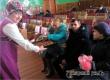 На концерте ко Дню Конституции в Большой Екатериновке выступили «Девчата»