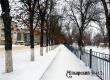 Синоптики обещают небольшой снегопад при умеренном морозе