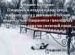 Гидрометцентр: В ближайшие выходные ожидается снегопад с метелью