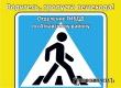ОГИБДД озвучили итоги мероприятия «Пропусти пешехода!»