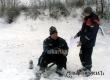 Спасатели проверяют несанкционированные места рыбной ловли