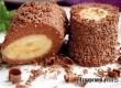 Невероятный шоколадный десерт с бананом – рецепт дня от «Уезда»