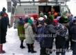 Спасатели рассказывают юным аткарчанам об опасности зимних водоемов