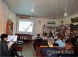 В библиотеке провели урок для школьников ко Дню героев Отечества