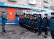 В Аткарск отправили аэромобильную группировку ГУ МЧС
