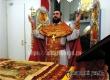 Благочинный Аткарского округа поздравляет верующих с Пасхой-2018