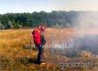 С паводком в Саратовской области начался и пожароопасный сезон