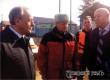 Радаев в Аткарске потребовал в паводок работать круглые сутки