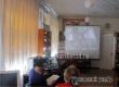 В Аткарске Терешковой посвятили слайд-портрет «Небо, сними шляпу»