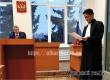 В Аткарске вступил в должность новый мировой судья