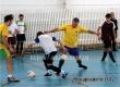 Мини-футбольные баталии в разгаре: лидирует «Локомотив»